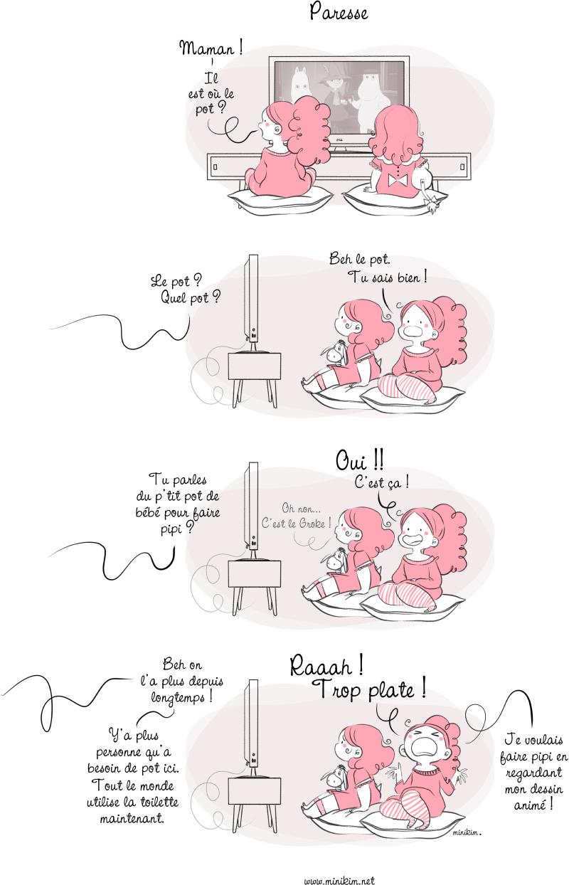 Apprentissage de la propreté