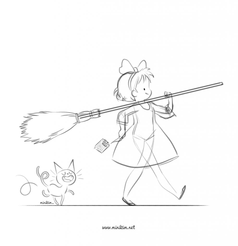 Hayao Miyazaki : faire du quotidien une aventure.