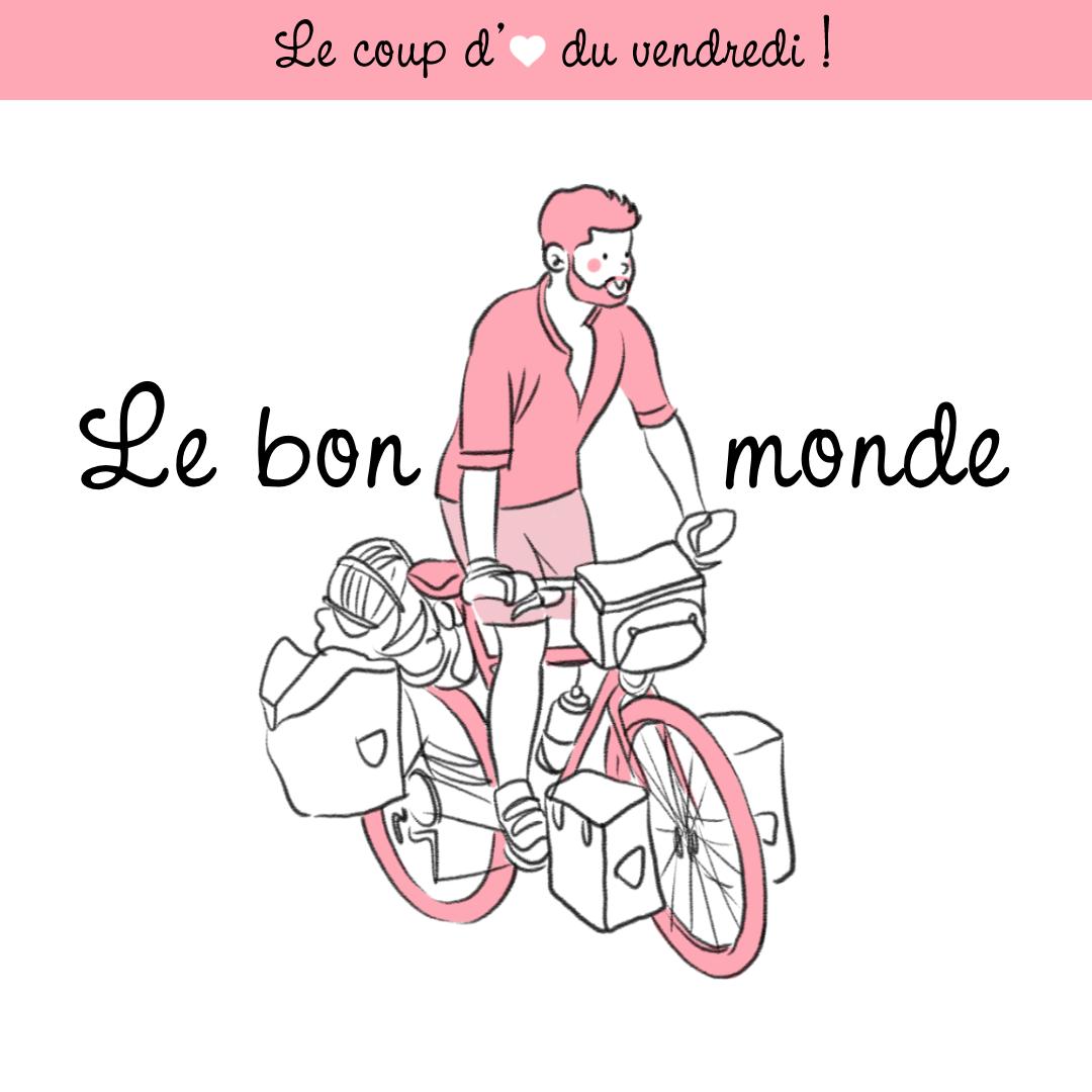 Autour du monde à vélo