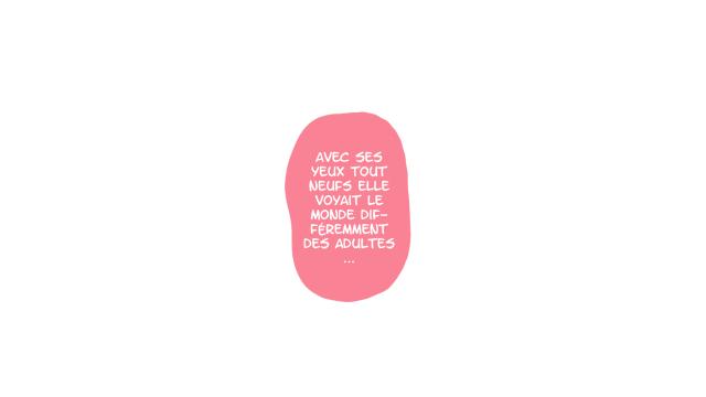 Minikim, dessine, bonheur, Minikim dessine du bonheur, bande dessinée, vis ma vie de maman, mots d'enfants, jeux de mots, adorable, blog BD, Blog de Maman, Instagram de Maman, illustration, illustratrice, autrice de bande dessinée, socio financement, financement participatif, crowdfunding, dessin, comment dessiner, dessiner, famille, vis ma vie de famille, la lune, c'est trop mignon, trognon, trop mignon, se rafraichir dans la rivière, caillou, pierre, ballon blanc, dans le ciel, nature, rose, Montréal, Canada, Québec, France